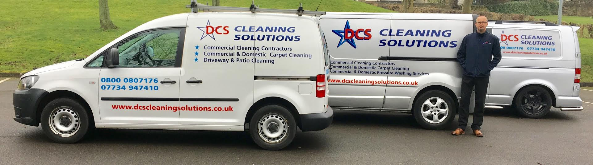 dcs cleaning solutions vehicles